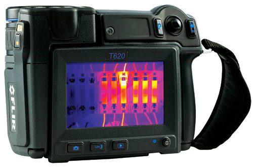 Màn hình Camera nhiệt Flir T620