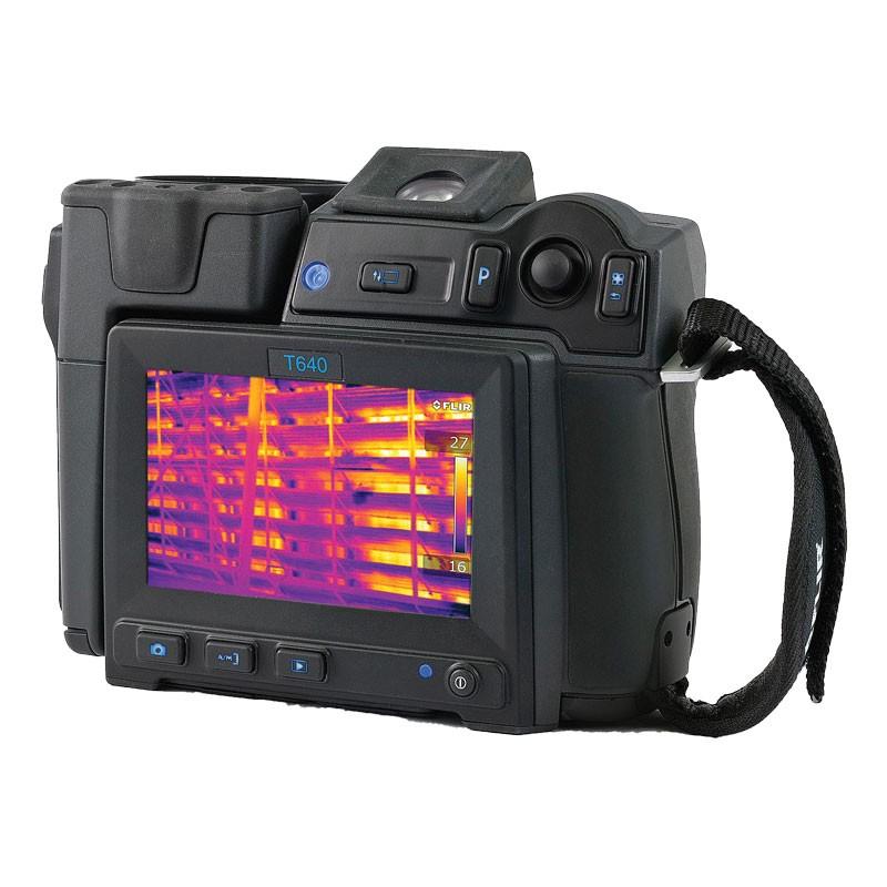 Hình ảnh Camera nhiệt Flir T600