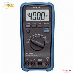 Đồng hồ vạn năng Hioki DT4212 CAT III 600 V, CAT II 1000 V | TKTech.vn
