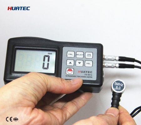 Máy đo độ dày siêu âm Huatec TG-8812