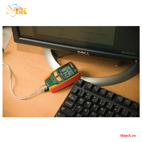 Kết nối PC Extech RHT20