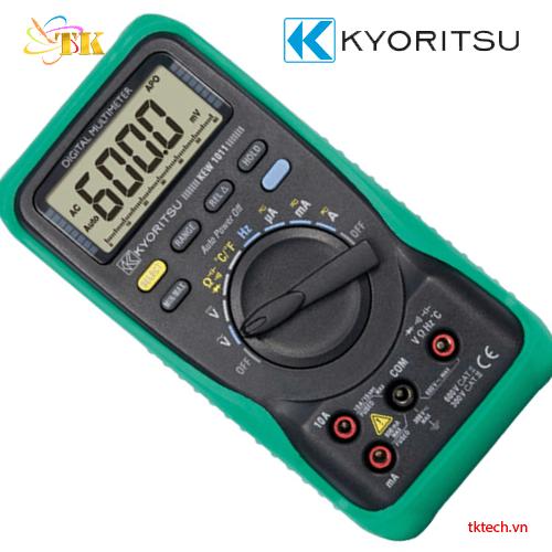 Đồng hồ vạn năng Kyoritsu 1011 True RMS