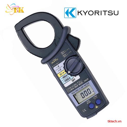 Ampe kìm đo dòng Kyoritsu 2002R