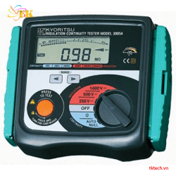 Máy đo điện trở cách điện Kyoritsu 3005A
