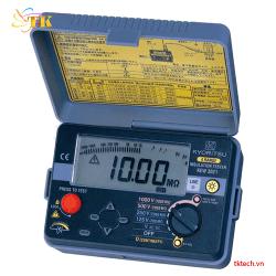 Đồng hồ đo điện trở cách điện kyoritsu 3021