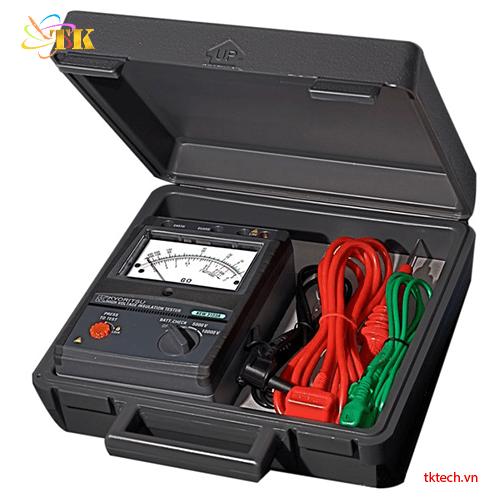 Đồng hồ đo điện trở cách điện Kyoritsu 3122A