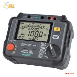 Máy đo điện trở cách điện Kyoritsu 3125A