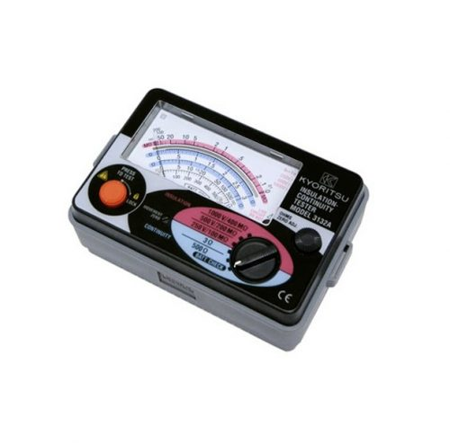 máy đo điện trở cách điện Kyoritsu 3132A