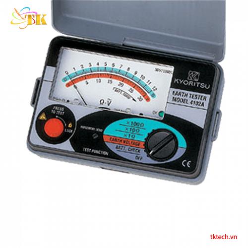 Máy đo điện trở đất Kyoritsu 4102AH