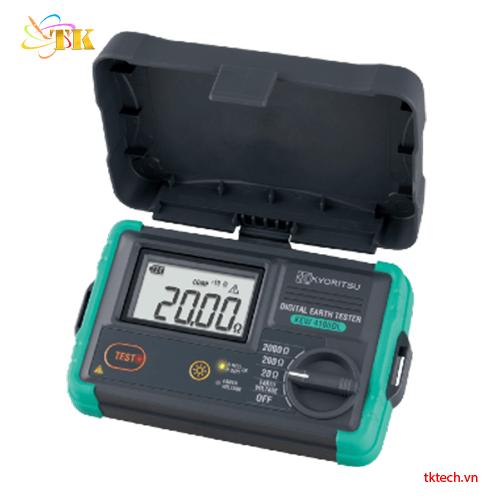 Máy đo điện trở đất Kyoritsu 4105DL | 4105DL-H (2000Ω)