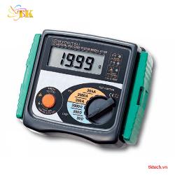 Máy đo điện trở đất Kyoritsu 4118A