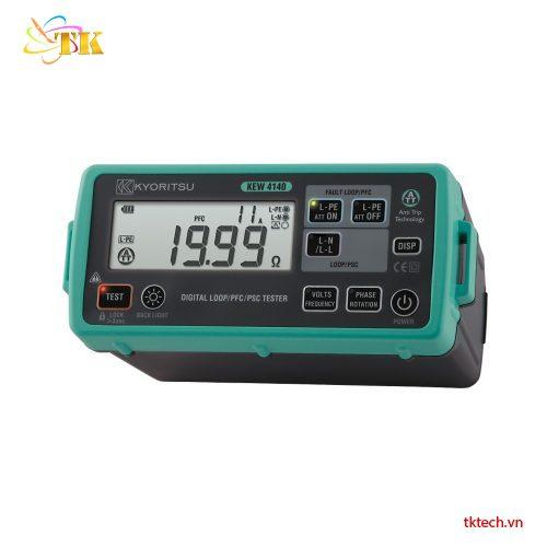 Máy đo điện trở lặp Kyoritsu 4140
