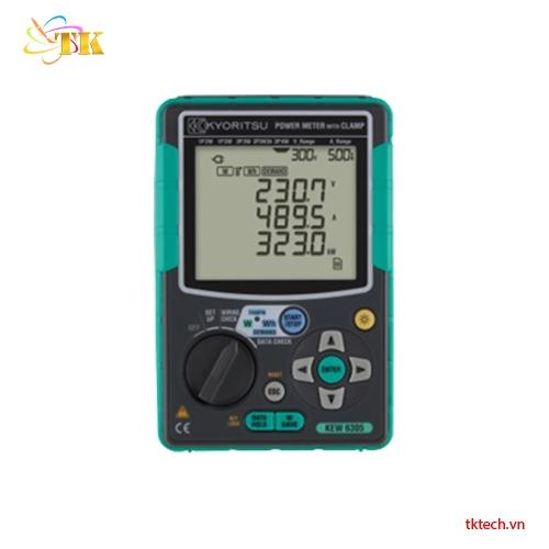 Máy đo phân tích công suất Kyoritsu 6305
