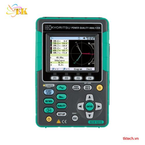 Máy đo chất lượng điện Kyoritsu 6315, K6315