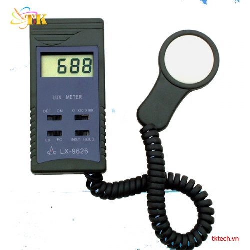Máy đo ánh sáng Huatec LX-9626