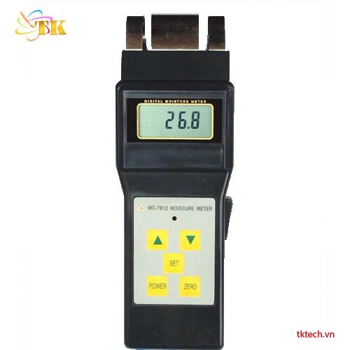 Máy đo độ ẩm gỗ Huatec MC-7812