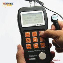 Máy đo độ dày siêu âm Huatec TG-3000