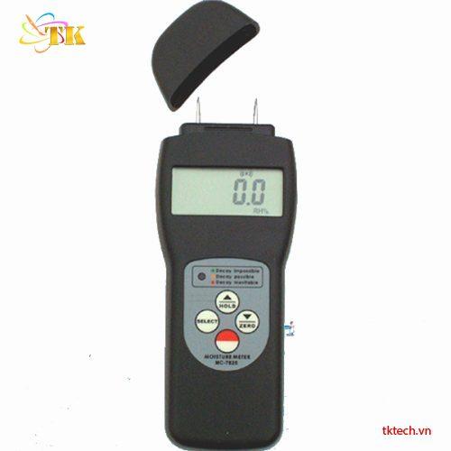 Máy đo độ ẩm gỗ Huatec MC-7825P