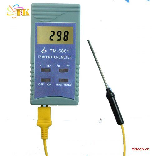 Máy đo nhiệt độ Huatec