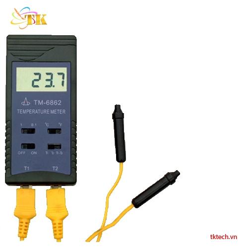 Máy đo nhiệt độ Huatec TM-6862
