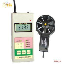 Máy đo tốc độ gió Huatec AM-4822