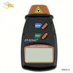 Máy đo tốc độ vòng quay Huatec DT-2234C