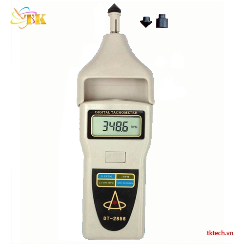Máy đo tốc độ tần số quay Huatec DT-2856