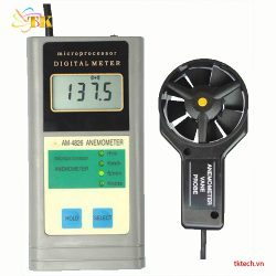 Máy đo vận tốc gió Huatec AM-4826