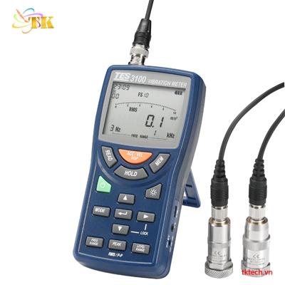 Máy đo độ rung TES-3102