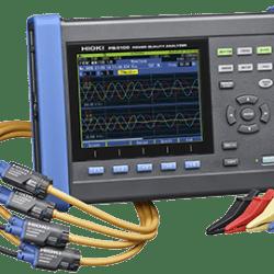 Bộ phân tích chất lượng điện Hioki PW3198