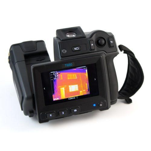 Camera nhiệt Flir T660