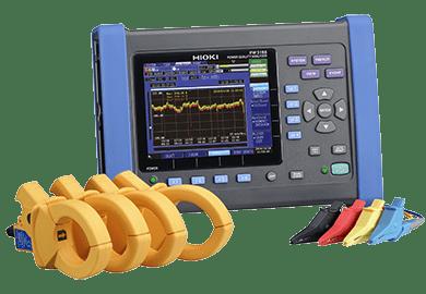 Bộ phân tích chất lượng điện Hioki PQ3100