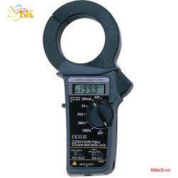 Ampe kìm đo dòng dò Kyoritsu 2413F