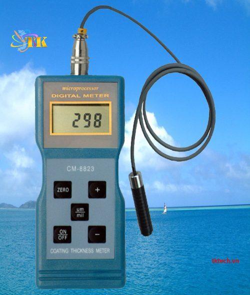 Máy đo độ dày sơn Huatec TG-8823