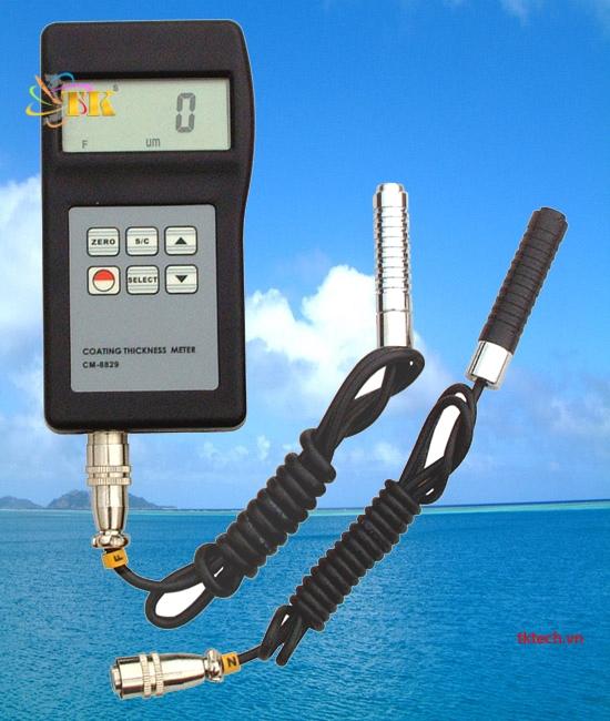Dụng cụ đo độ dày sơn Huatec TG-8829