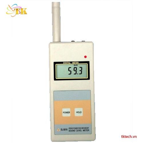 Máy đo âm thanh tiếng ồn Huatec SL-5816