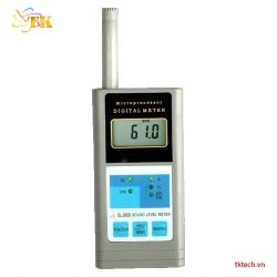 Máy đo độ ồn Huatec SL-5858