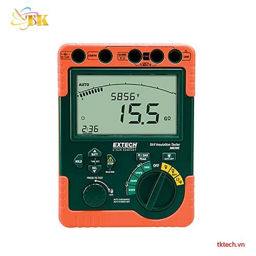 Máy đo điện trở cách điện Extech 380396