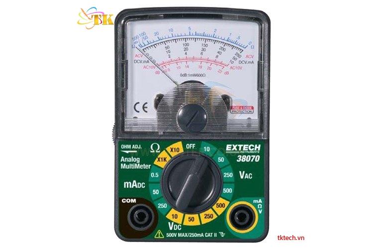 Đồng hồ vạn năng kim Extech 38070