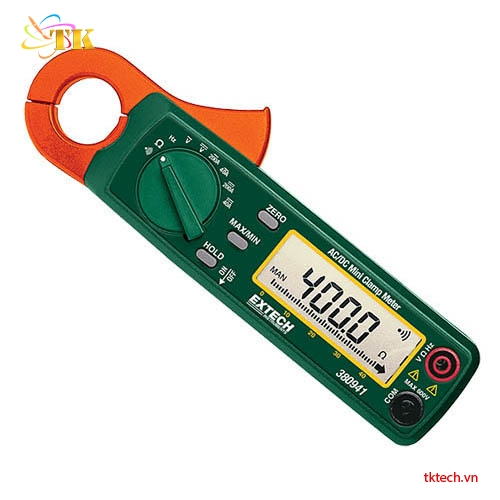 Ampe kế kìm Extech 380941