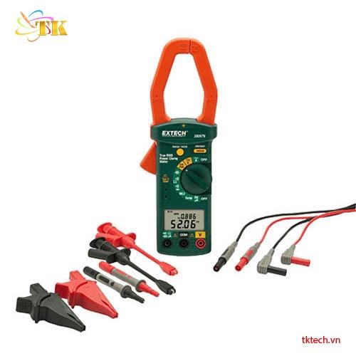 Ampe kìm đo công suất Extech 380976-K