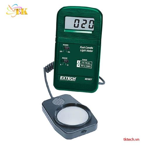 Máy đo ánh sáng Extech 401027