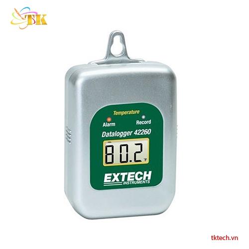 Nhiệt ẩm kế tự ghi Extech 42270