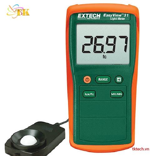 Máy đo ánh sáng Extech EA31