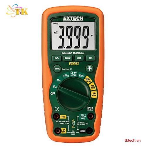 Đồng hồ vạn năng công nghiệp Extech EX503