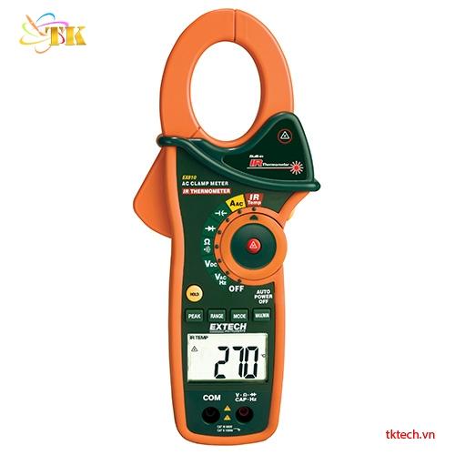 Ampe kìm Extech EX810