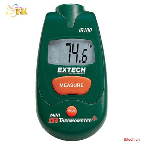 Máy đo nhiệt độ hồng ngoại Extech IR100