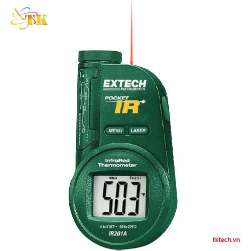 Máy đo nhiệt độ hồng ngoại Extech IR201A