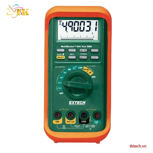 Đồng hồ vạn năng Extech MM560A