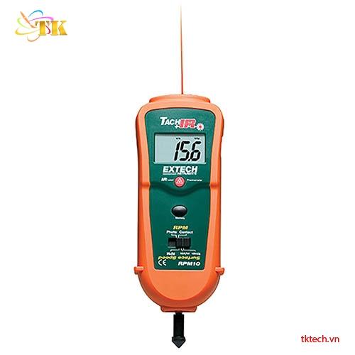 Máy đo tốc độ vòng quay Extech RPM10